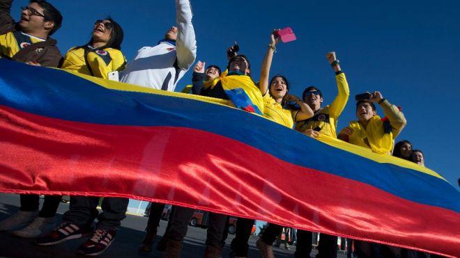 nieuws uit colombia