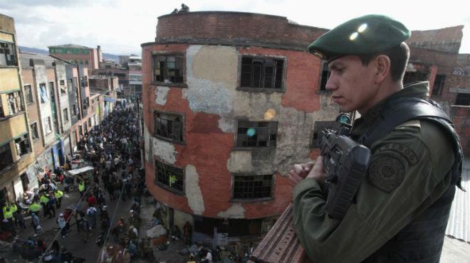 Colombia verklaart de oorlog aan seksslavernij