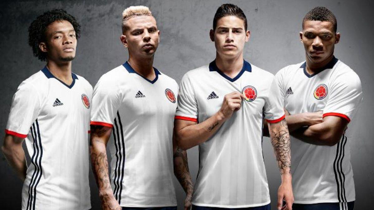 Selectie Colombia voor Copa America Centenario 2016 bekend