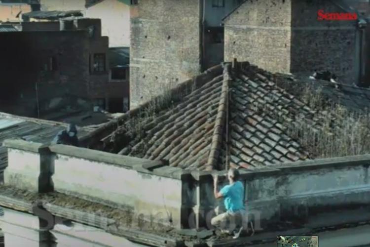 Nederlander ontsnapt uit The Bronx van Bogotá