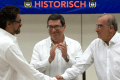 DEFINITIEF HISTORISCH AKKOORD COLOMBIA EN FARC