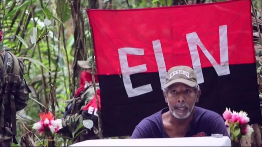 Colombia stelt onderhandeling ELN uit