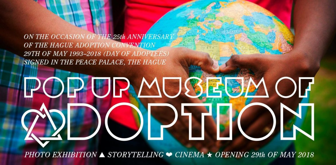 Pop Up Museum of Adoption