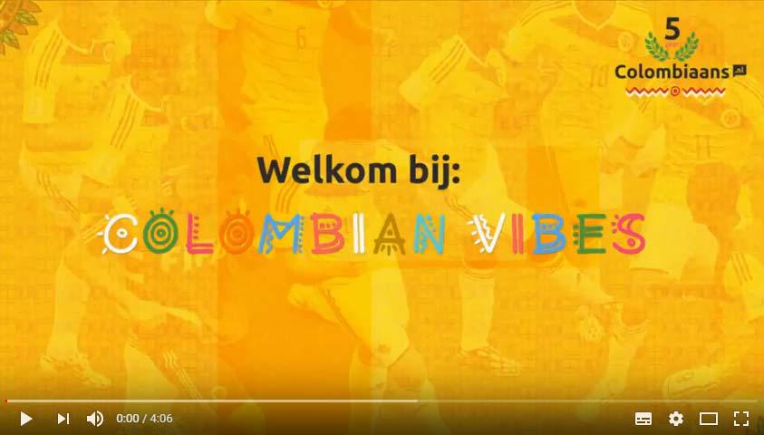 Prominenten feliciteren Colombiaans.nl in filmpje