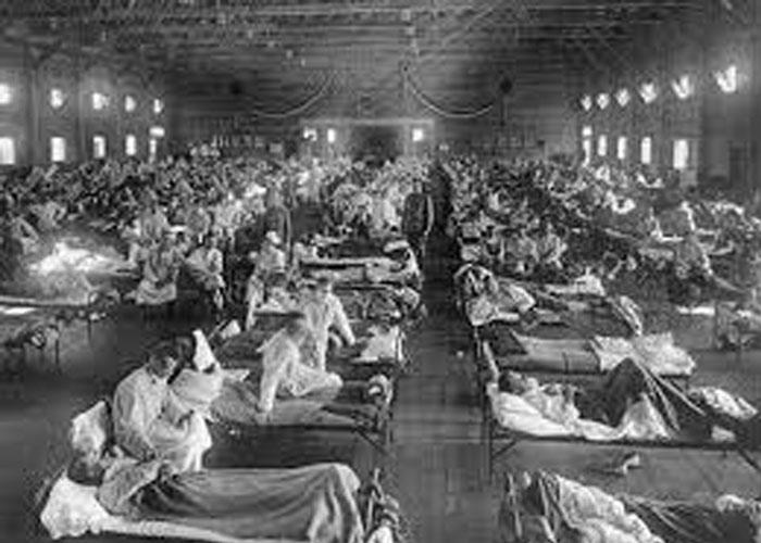 Honderd jaar Spaanse griep in Colombia