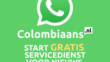 Colombiaans.nl start gratis Whatsapp-service