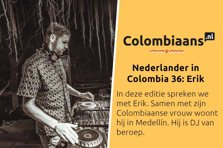 Nederlander in Colombia 36