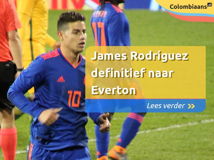 Colombia-captain-James-naar-Everton-