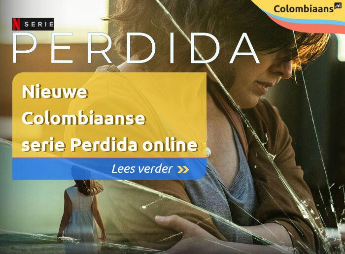 Nieuwe Colombiaanse serie Perdida online