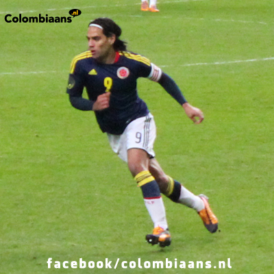 Nederland – Colombia