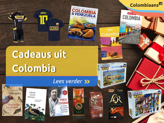 Cadeaus uit Colombia