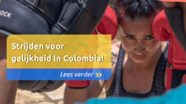 Strijden voor gelijkheid In Colombia